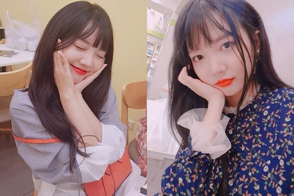 Em gái út của Hari Won là Ruyda Yoo, có gương mặt xinh đẹp. Đây là nhân vật từng gây xôn xao không ít khi Hari thường chia sẻ ảnh chung trên mạng xã hội