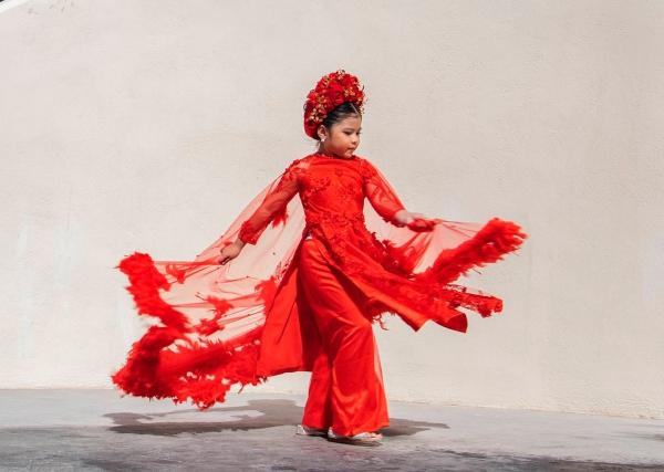 4 cô bé Việt đăng quang tại đấu trường hoa hậu nhí quốc tế - 7