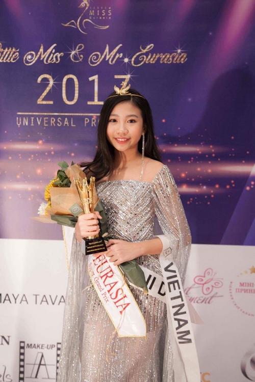 4 cô bé Việt đăng quang tại đấu trường hoa hậu nhí quốc tế - 9