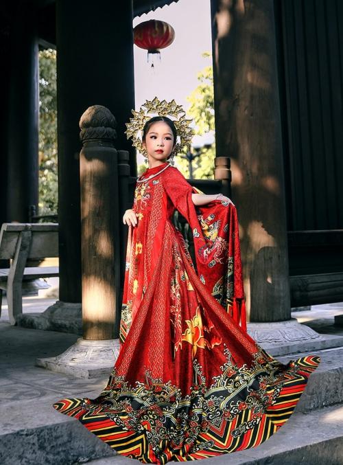 4 cô bé Việt đăng quang tại đấu trường hoa hậu nhí quốc tế - 1