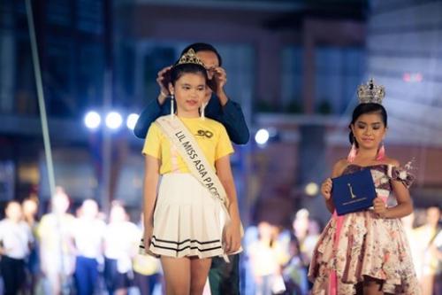 4 cô bé Việt đăng quang tại đấu trường hoa hậu nhí quốc tế - 3