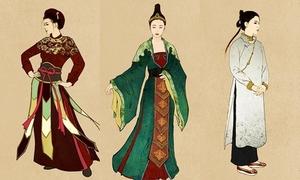 Quốc phục Việt Nam qua các thời kỳ, bạn có biết?