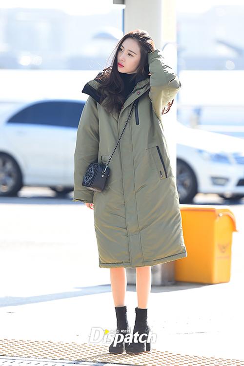 Lisa, Sun Mi gây tranh cãi khi vào top idol có đôi chân đẹp - 5
