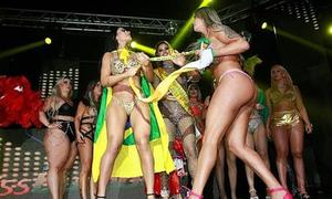 Hoa hậu Siêu vòng ba Brazil bị thí sinh khác giật danh hiệu, tố dùng 'đồ giả'