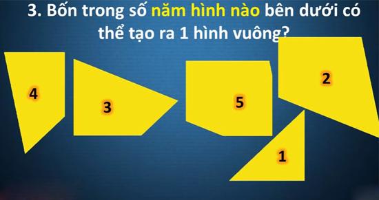 Người thông minh sẽ có kết quả đúng cho câu đố này - 2