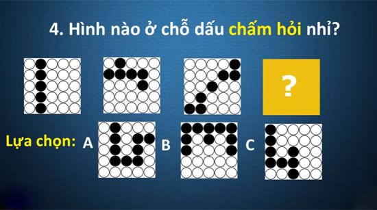 Người thông minh sẽ có kết quả đúng cho câu đố này - 3