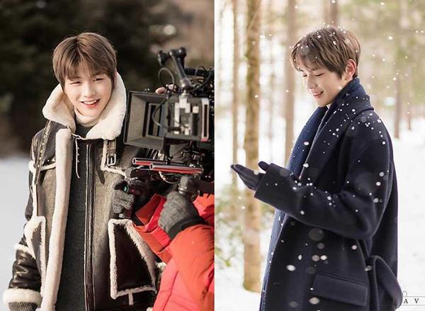 Kang Daniel nhận nhiều lời khen ngợi khi đóng MV cho nhóm Davichi. Chỉ cần xuất hiên trước ống kính, nam idol đã toát lên khí chất diễn viên, hóa thân xuất sắc vào hình tượng nam chính phim lãng man. Kang Daniel tiết lộ nhận được kịch bản của một biên kịch hàng đầu và hiện đang trong quá trình suy nghĩ.