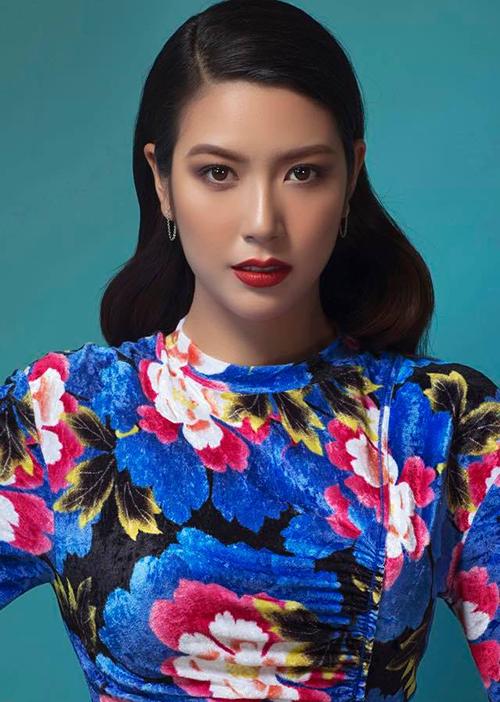 Thúy Vân sắc sảo trong bộ hình đặc biệt kỷ niệm 3 năm ngày đăng quang Á hậu 3 Miss International 2015.