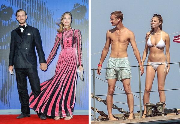 Pierre Casiraghi, con trai của công chúa Monaco, kết hôn với Beatrice Borromeo, một nhà báo nổi tiếng và trong gia đình quý tộc, vào năm 2015. Cô đã nổi tiếng trước cả khi kết hôn và thậm chí còn là khuôn mặt đại diện của Chanel, nhưng sau đó vì yêu thích sự nghiệp cô đã chuyên tâm theo đuổi ngành báo chí.