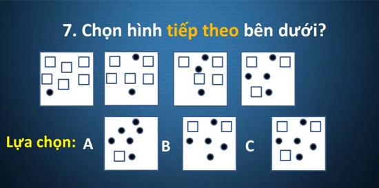 Người thông minh sẽ có kết quả đúng cho câu đố này - 6