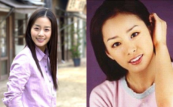 Những hình ảnh quá khứ cho thấy Kim Tae Hee đã chỉnh sửa nhẹmũi, răng và mắt...