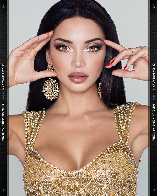 Hoa hậu ArmeniaEliza Muradyan