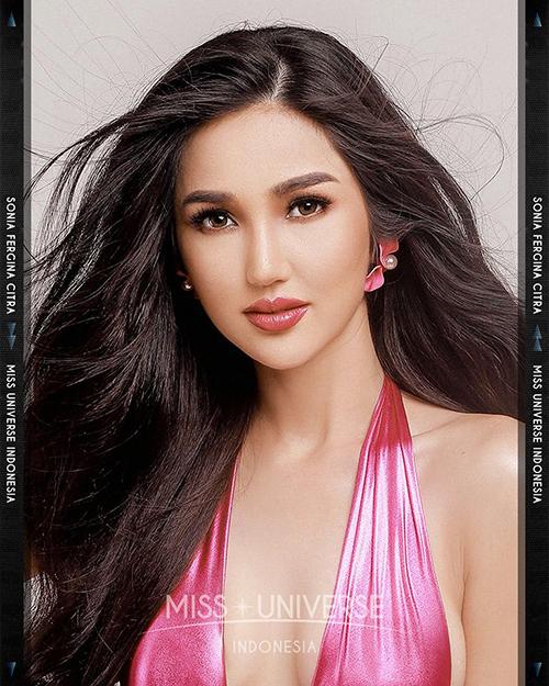 Hoa hậu IndonesiaSonia Fergina Citra