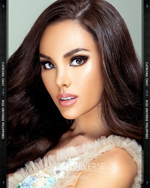 Hoa hậu Philippines Catriona Gray