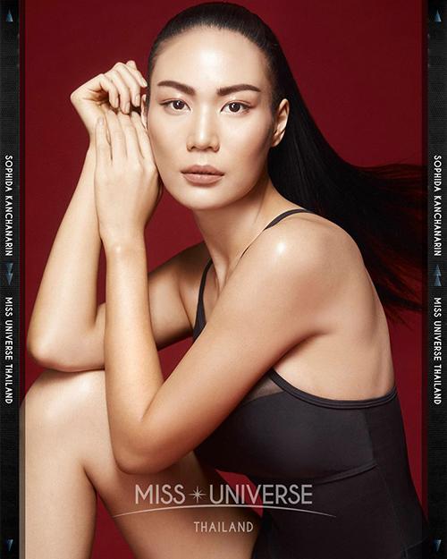 Hoa hậu Thái LanSophida Kanchanarin