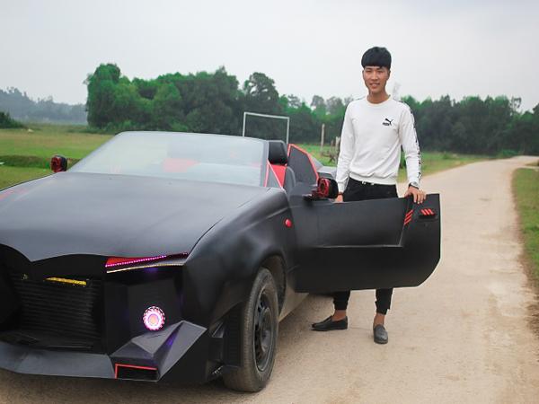 Mặc dù nhận được nhiều lời khen về thiết kế thẩm mỹ của chiếc xe và sự sáng tạo của hai anh em, nhưng nhiều người đã góp ý nên thay mới động cơ và hệ thống điện để đảm bảo an toàn khi lái xe.
