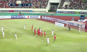 'Siêu phẩm' của Quang Hải trong ngày đầu ra quân AFF Cup