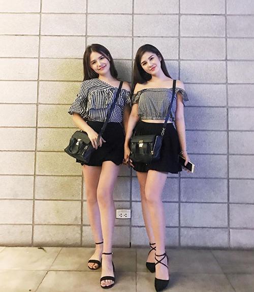 Sở thích mặc đồ có hội có phường của bộ ba Phanh Lee - Huyền Lizzie - Thu Hoài - 8