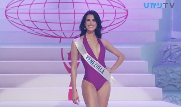 Người đẹp Venezuela đăng quang Miss International 2018 - 12