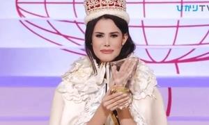 Khoảnh khắc tân Hoa hậu Quốc tế bật khóc khi đăng quang