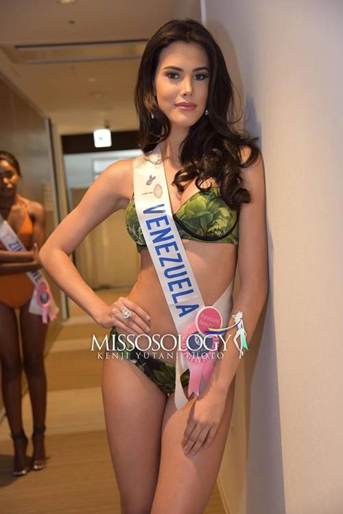 Mariem Velazco, 19 tuổi, cao 1,77 m.