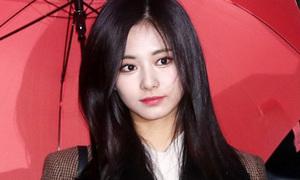 Tzuyu khoe nhan sắc áp đảo dàn mỹ nhân ở Music Bank