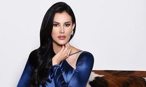 Vẻ ngọt ngào của người đẹp 19 tuổi vừa đăng quang Hoa hậu Quốc tế 2018