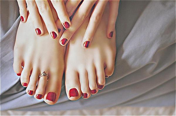 Tiết lộ không ngờ về sức khỏe qua màu sắc và mùi của chân - 2