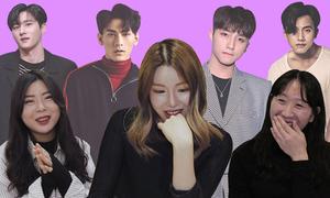 Liệu con gái Hàn Quốc có thể phân biệt trai Hàn và trai Việt?