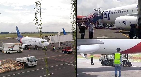 Chuyến bay nội địa của Indonesiabị hoãn vì mùi sầu riêng.