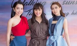 Diệu Linh - Huỳnh Vy làm first face ở show 3 tỷ đồng của NTK Hằng Nguyễn