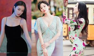 7 sao nữ có thân hình đẹp nhất Cbiz