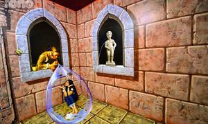 Thỏa sức 'sống ảo' ở bảo tàng nghệ thuật 3D Đà Nẵng