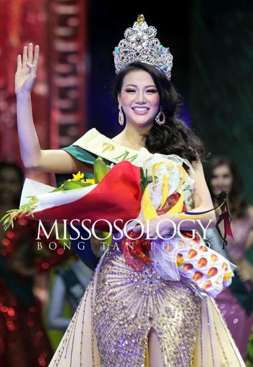 Hoa hậu Trái đất 2018 Phương Khánh.