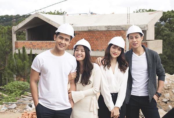 Vẻ đẹp bạn thân giật bồ Hương Giang trong MV triệu view
