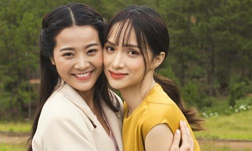 Vẻ đẹp 'bạn thân giật bồ' Hương Giang trong MV triệu view