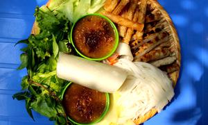 Nem nướng Nha Trang: Món ăn miền Trung làm say lòng người Bắc