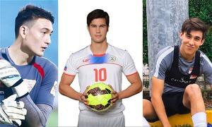 Đội hình 11 trai đẹp tranh tài ở AFF Cup 2018