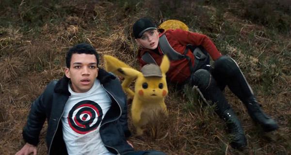 Thế giới Pokemon được tái hiện trong phim.