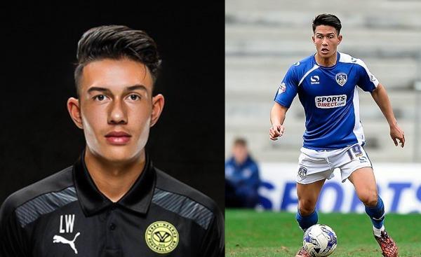 Luke là con lai giữa hai dòng máu Anh và Philippines. Cầu thủ sinh năm 1995 từng chơi bóng nhiều năm cho đội trẻ của CLB Bolton ở giải Hạng Nhất Anh. Hiện tại anh đang chơi bóng ở giải vô địch Thái Lan.