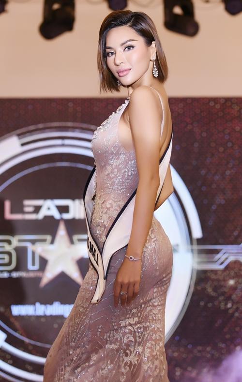Quán quân Siêu mấu Quốc tế Dương Nguyễn Khả Trang. Cô từng đăng quang cuộc thi Super Model International 2018 được tổ chức tại Thái Lan.