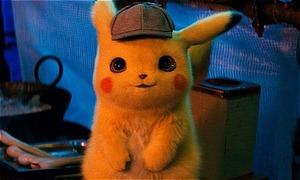 Phiên bản người đóng của 'Thám tử Pikachu' tung trailer siêu hài