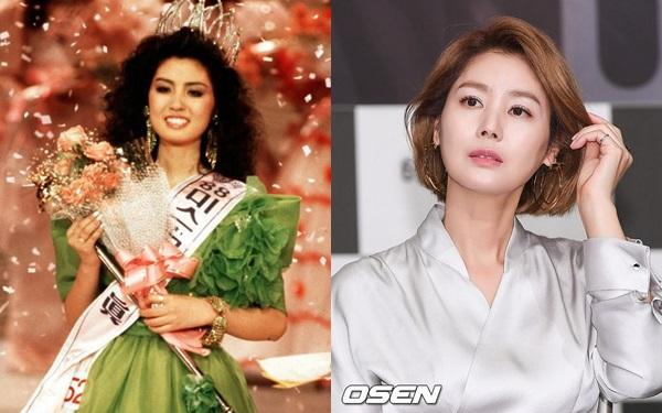 Mẹ Kim Tan Kim Sung Ryung (1967) cũng là một trong những nữ diễn viên đình đám xuất thân từ đấu trường sắc đẹp xứ Hàn. Cô từng giành ngôi vị cao nhất của cuộc thi Hoa hậu Hàn Quốc năm 1988 và là đại diện Hàn Quốc dự thi Hoa hậu Hoàn vũ 1989. Bắt đầu nghiệp diễn từ năm 1991, đến nay Kim Sung Ryung đã bỏ túi 13 tác phẩm điện ảnh, 48 tác phẩm truyền hình và 5 tác phẩm kịch sân khấu. Sau bộ phim Người thừa kế, danh tiếng Kim Sung Ryung càng tỏa sáng dù đã bước sang tuổi U50. Dự án gần nhất của cựu Hoa hậu Hàn là A You Human Too?, lên sóng tháng 6/2018.