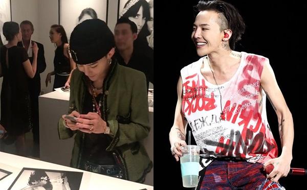 Năm 2017, thân hình gầy đến báo động của G-Dragon từng là đề tài tranh cãi. Trước những lời chê bai của netizen, nam ca sĩ đã phải lên tiếng: Các bạn nghĩ rằng tôi cũng muốn mình trông gầy gò, xấu xí như vậy sao? Mọi người nhìn vào lịch trình như thế này của tôi ở hiện tại rồi nói rằng đừng gầy như vậy nữa, điều đó thực sự khiến cho tôi phát điên và buồn bã. Đôi khi đối với tôi, vỏ bọc G-Dragon thật sự quá đỗi nặng nề.