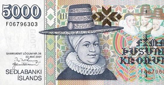 Tờ tiền này được sử dụng ở quốc gia nào?