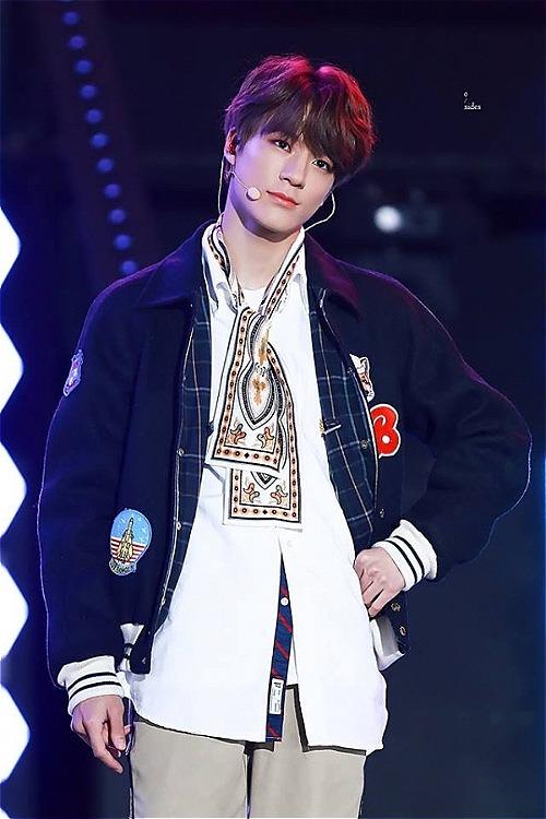 Các chàng trai của NCT Dream cũng đến tuổi thi đại học nhưng dàn sao nhà SM cũng quyết tâm chăm lo cho sự nghiệp trước, Jae Min sẽ tập trung vào hoạt động của NCT Dream.