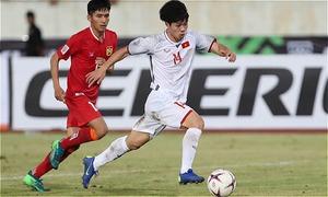 Cầu thủ Việt Nam duy nhất lọt vào đội hình tiêu biểu lượt mở màn AFF Cup