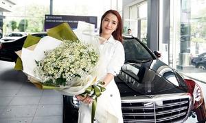 Loạt xe sang mới sắm trong năm 2018 của sao Việt