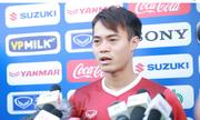 Văn Toàn: 'Cả đội sẽ phải trông chừng Tahala của Malaysia'
