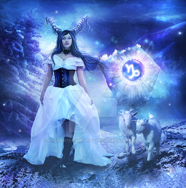 Bộ ảnh chân dung huyền ảo về 12 chòm sao - 9